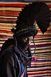 Tuareg man. Aïr Festival, sustained by a CISP's project. Iférouane, Niger 2018