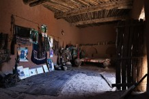 Agadez, the house of Heinrich Barth, the first European who arrived in the city in 1850. CISP is restoring the house. Niger 2018