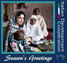 Christmas 2013-New Year 2014<br>Italian Development Cooperation