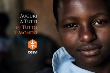 Christmas 2016-New Year 2017<br>Italian NGO Cesvi